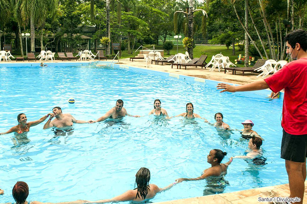 Cabanas Termas Hotel   Termas do Gra