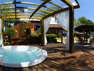Cabanas Hotel, em Termas do Gravatal, é o destino preferido dos Grupos da Melhor Idade.