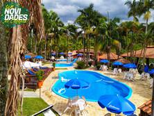 Cabanas Termas Hotel reabre ao público e apresenta novidades