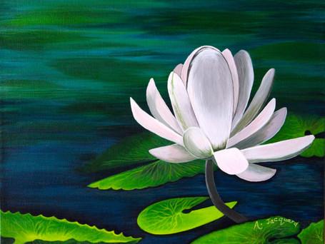 Lotus Flower *SOLD*
