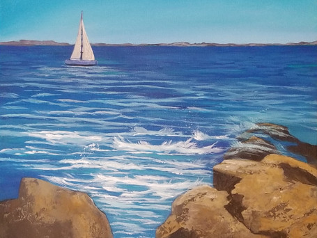 Maritime Blue *SOLD*