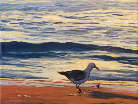 Crescent Beach Morning