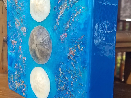 Maritime Sand Dollar Magic 9