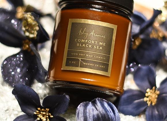 Comfort Me Black Sea Candle