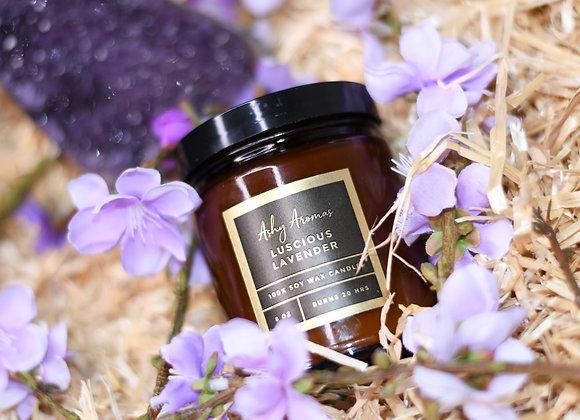 Luscious Lavender Candle