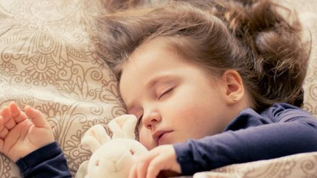 How to Create Calm in Your Child: No More Bedtime Battles!