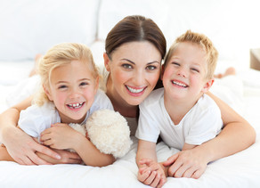 BE THE MOM: How to take charge