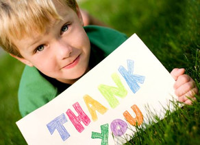 How to Raise Grateful Children: Helping Your Child Recognize Reasons for Joy!
