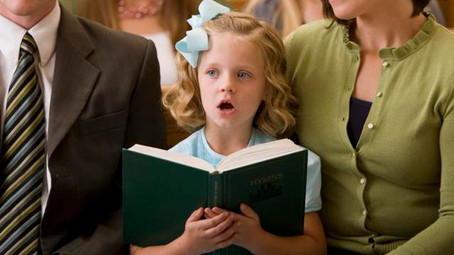 6 Tips to Teach Your Children to Behave in Church