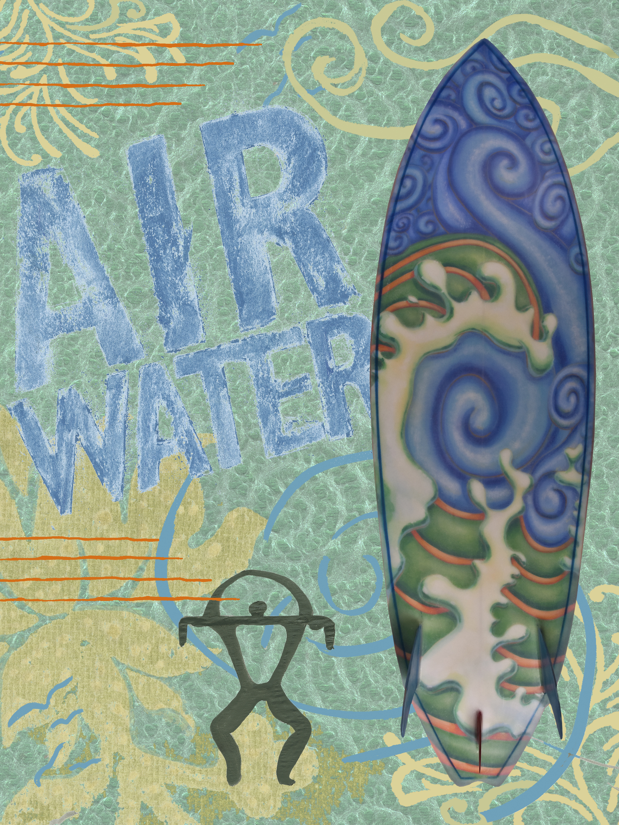 Water Air: Element Series