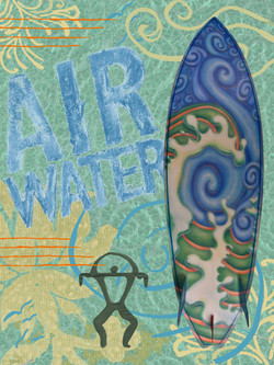 Water Air: Element Series