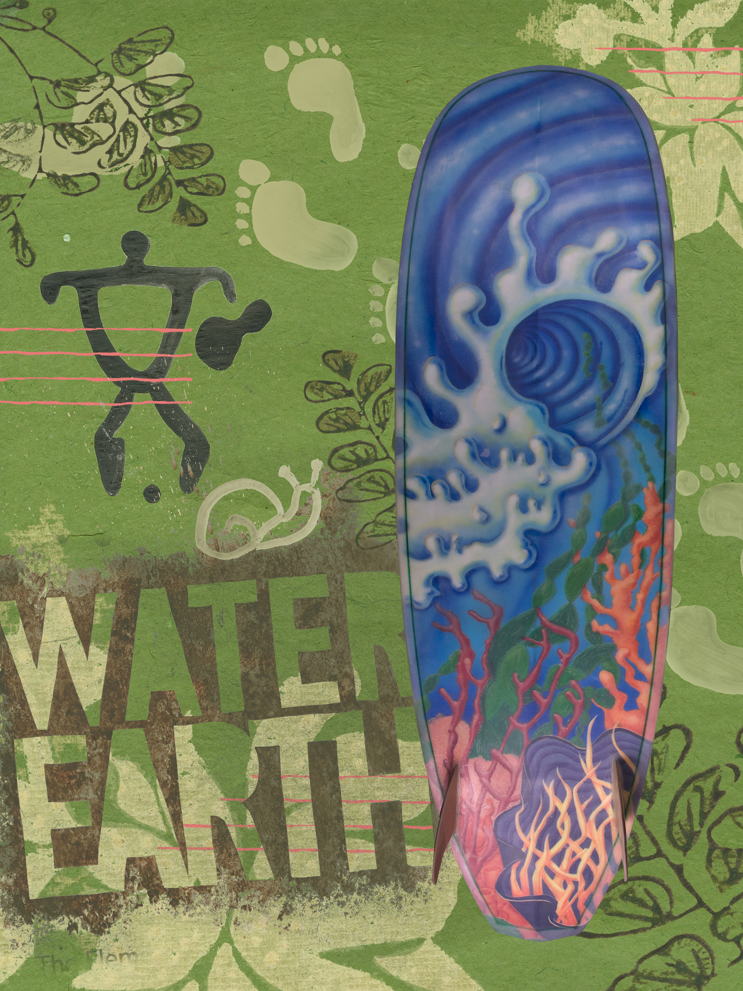 Water Earth: Element Series
