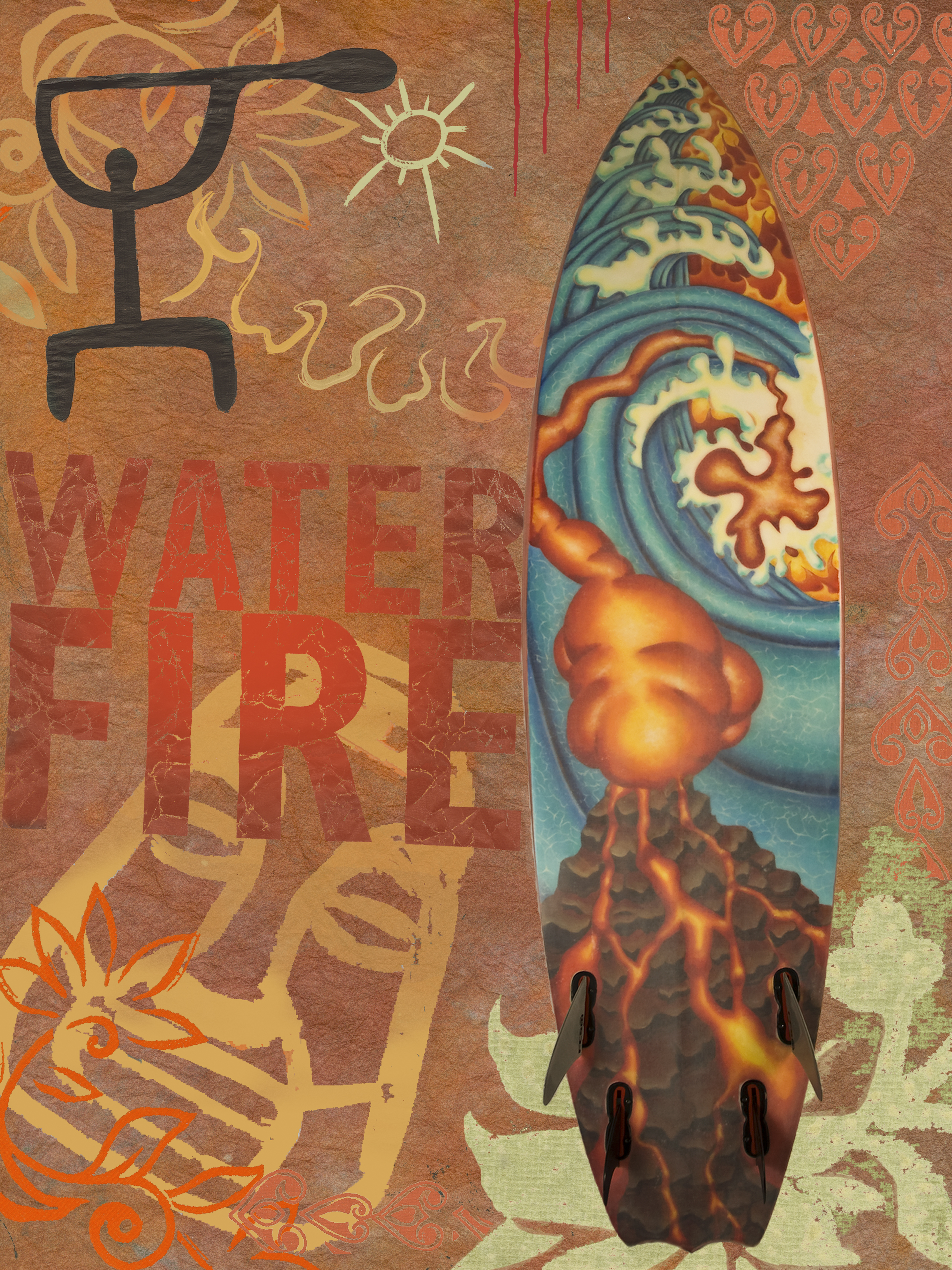 Water Fire: Element Series