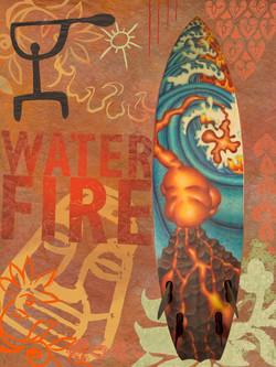Water Fire: Element Series