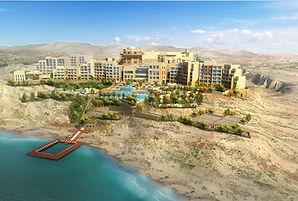 Hilton Dead Sea resort and spa Jordan 3.