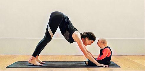 postnatal yoga hertfordshire