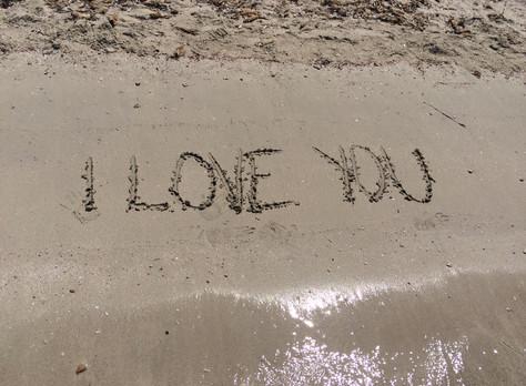 I love you... But do I love me?