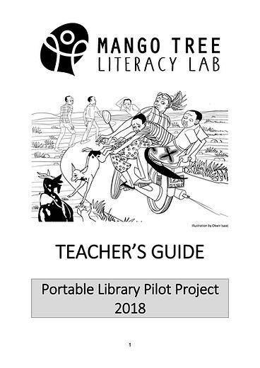 Portable Library Teacher's Guide 2018 FI
