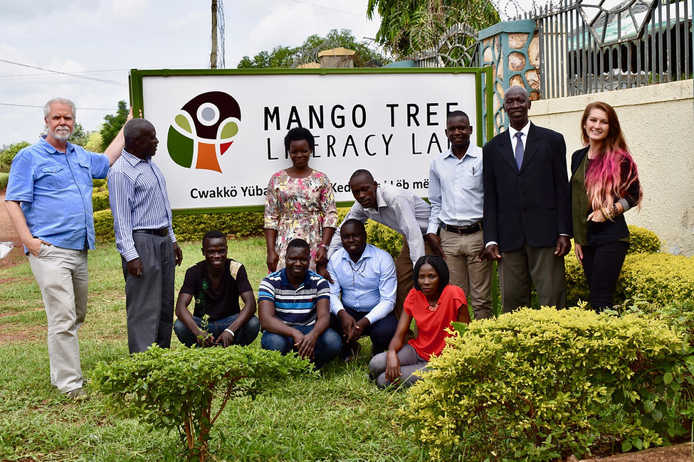 Mango Tree Literacy Lab Staff