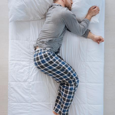 איזו תנוחת שינה מועדפת עליכם?