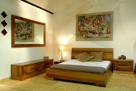 חדר שינה מור אגוז
