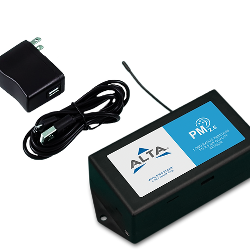 ALTA MONNIT WIRELESS AIR QUALITY – PM METER A