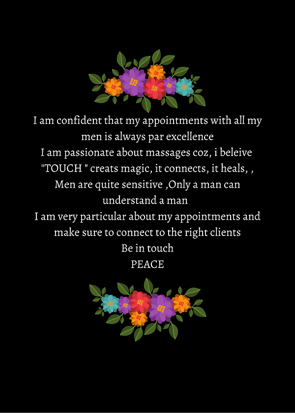 I am confident that my appointments with