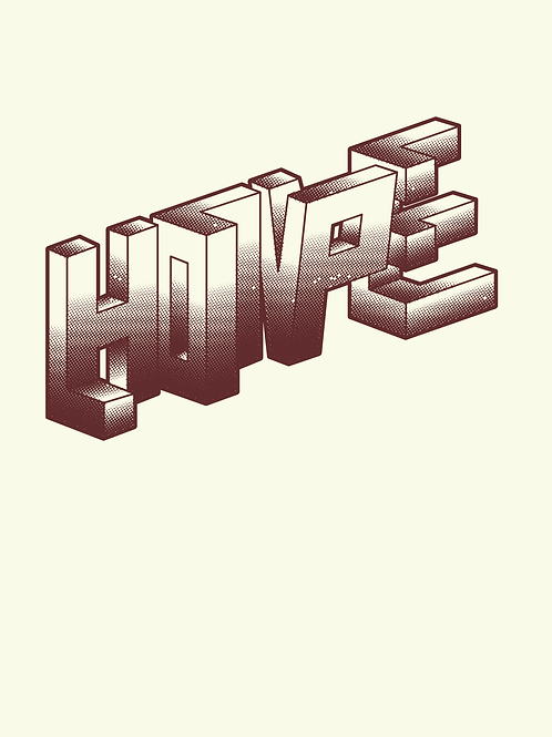 Hope Love | Haglan | Masculino