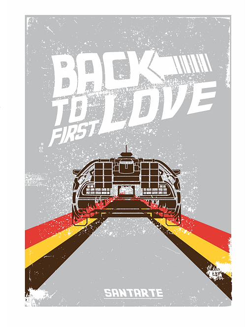De volta ao 1° amor | Camiseta Tradicional