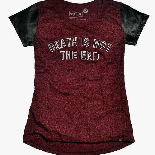 A morte não é o fim | Longlook Feminina