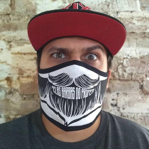 Barbas do profeta   Máscara