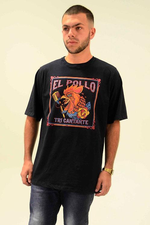 El Pollo Tri-cantante | Camiseta
