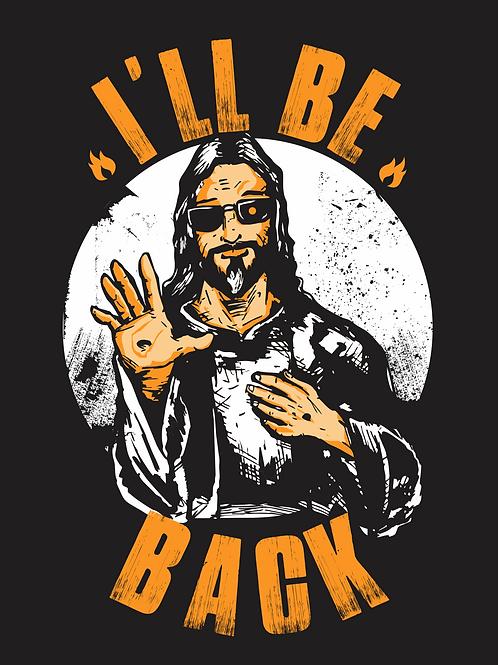 Eu voltarei   Camiseta Tradicional