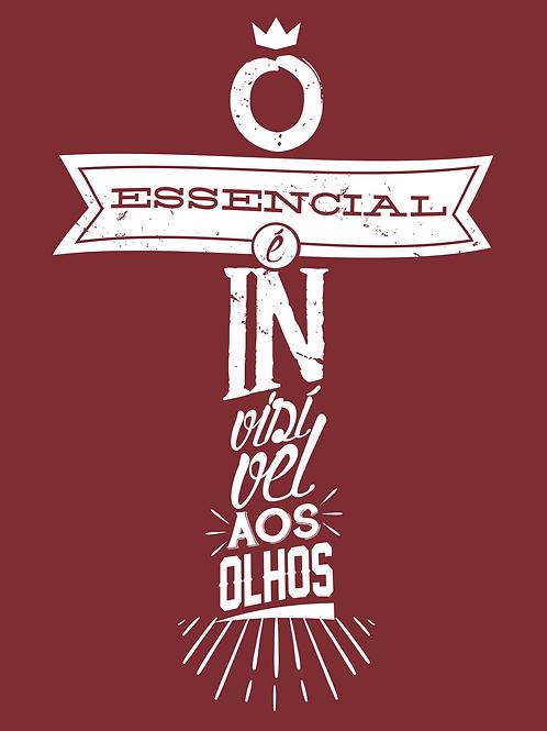 O Essencial | Camiseta Tradicional