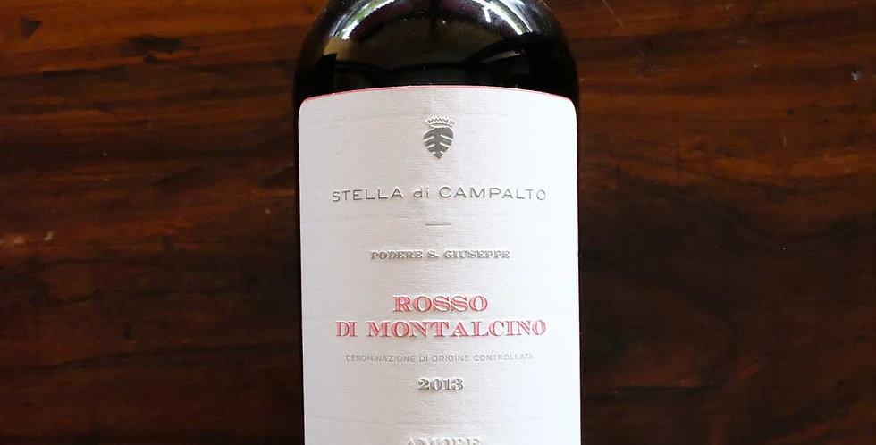 Sagittarius - Sangiovese by Stella di Campalto, Rosso di Montalcino 2015