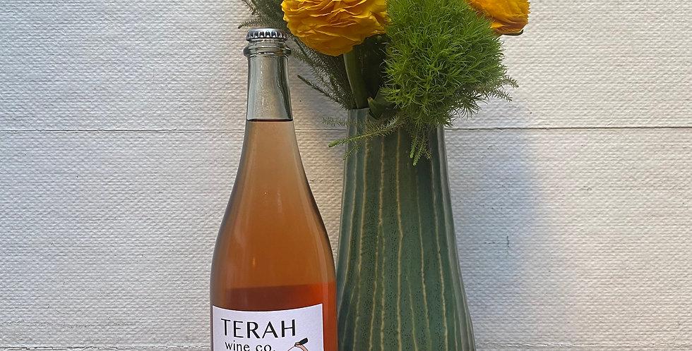 Terah, Carbonic Petillant Pinot Gris, Morgan Hill, California 2020