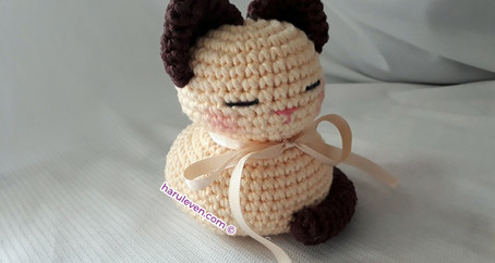 Hi there, Kitty! (Free Pattern)
