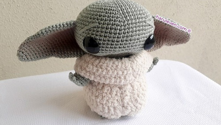 The Child Yoda (Free Pattern)