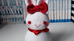 Vanilla Bunny (Free Pattern)