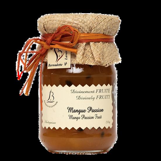 BERNADETTE DE LAVERNETTE - Mango und Passionsfrucht