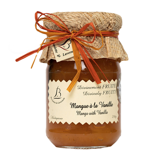 BERNADETTE DE LAVERNETTE - Mango mit Vanille