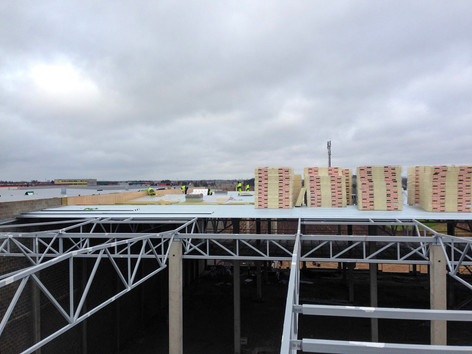 Sanitex Logistikakeskus, Rae vald, 2015
