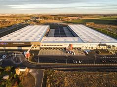 Maxima Logistikakeskus, Rae vald, 2015