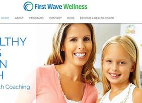 January 2020 Client Spotlight - First Wave Wellness