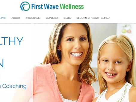 January 2020 Client Spotlight - First Wave Wellness
