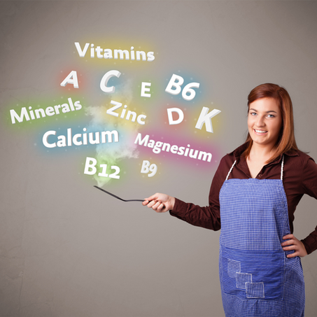 How well do you know your vitamins and minerals?