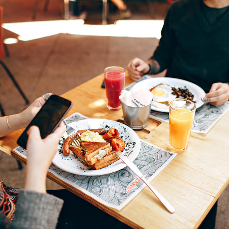 Gain control over your eating habits with mindful eating.