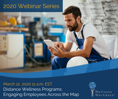 2020 Webinar Series - Distance Wellness Programs