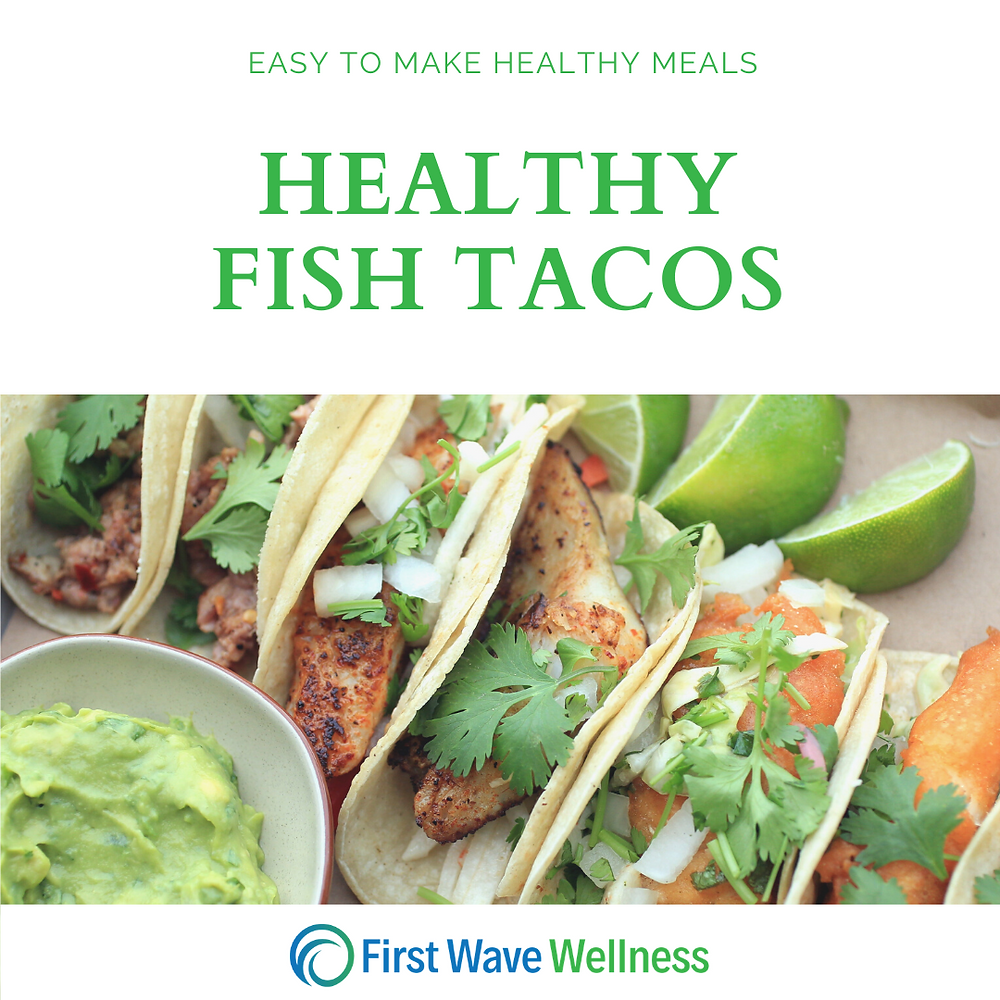 healthy fish tacos, fish recipes, taco recipe