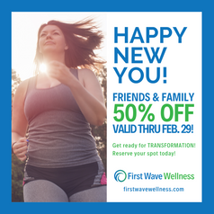 Happy New You Promotion